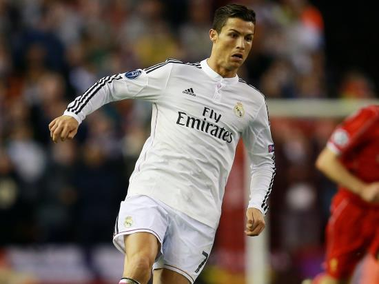 Real Madrid 5 - 2 Real Sociedad: Cristiano Ronaldo hat-trick helps Real Madrid to easy win over Sociedad