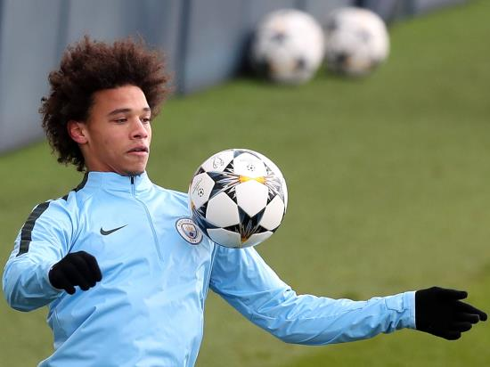 Basel vs Manchester City - Leroy Sane in line for early return to action in Basel