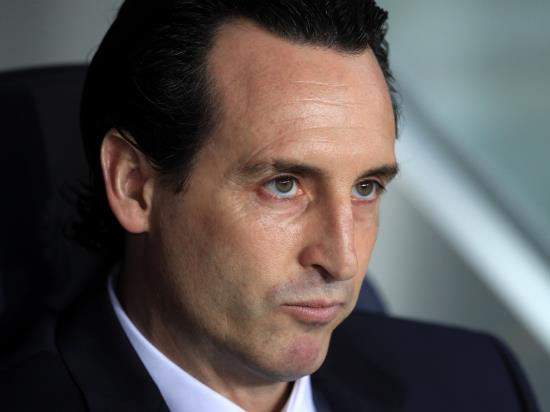 PSG boss Emery pleased to bounce back from Champions League disappointment