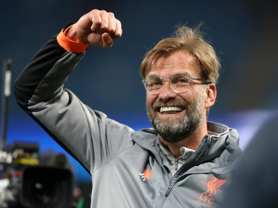 Klopp believes Liverpool beat best side in the world after win over Man City