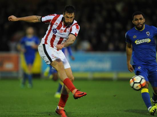 Lincoln to make changes for home game against Wycombe