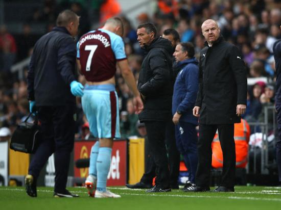 Burnley vs Man Utd - Gudmundsson likely to miss out again when Burnley host United