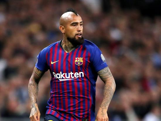 Valencia vs Barcelona - Barca boss Valverde denies falling out with Vidal