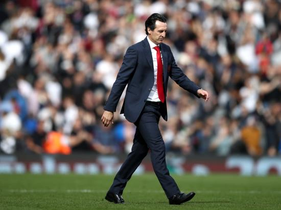 We're Gunner get even better, warns Unai Emery