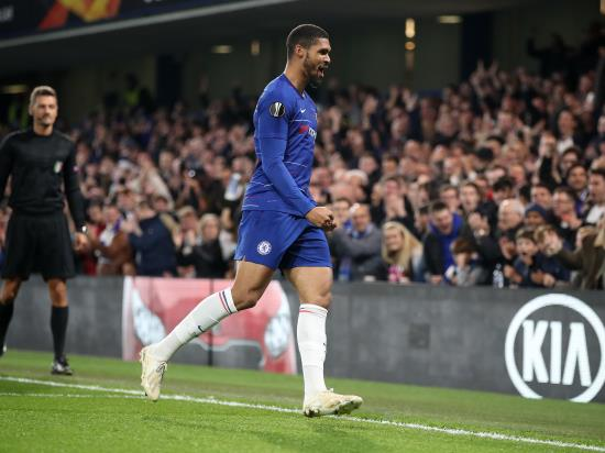 Chelsea FC 3 - 1 BATE Borisov: Loftus-Cheek's treble gives Sarri something to think about