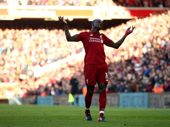 Liverpool 4 - 1 Cardiff City: Liverpool return to top of Premier League after comfortable Cardiff win