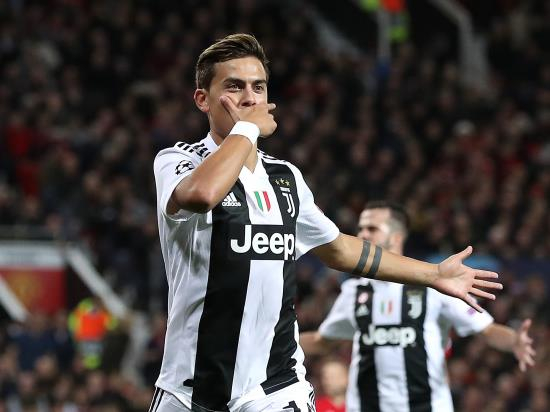 Juventus 3 - 1 Cagliari: Juventus see off Cagliari to restore six-point lead at top of Serie A