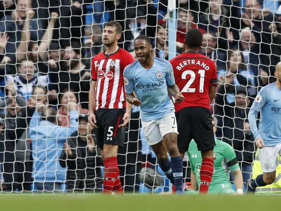 Manchester City 6 - 1 Southampton: Sizzling City put six past sorry Southampton