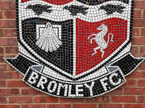 No injury worries for Bromley ahead of FA cup clash