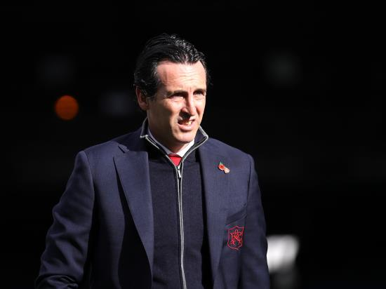 Unai Emery bemoans dropped points as Arsenal are held by Wolves