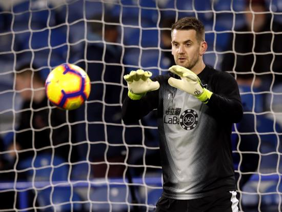 Heaton set to come back in for Clarets