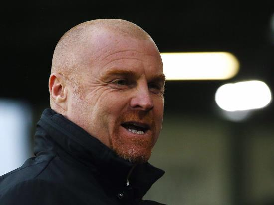 Dyche delighted as Burnley get slice of luck to beat Fulham