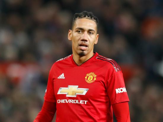 Manchester United vs Burnley - Chris Smalling in line for Manchester United return