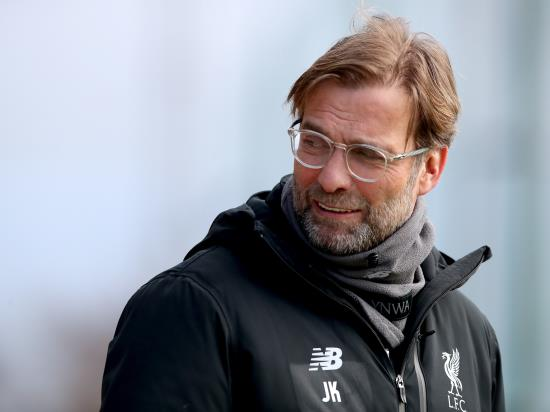 Liverpool vs Bayern Munich - Klopp: Liverpool fans would prefer PL title