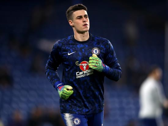 Kepa Arrizabalaga has served his time says Chelsea boss Maurizio Sarri