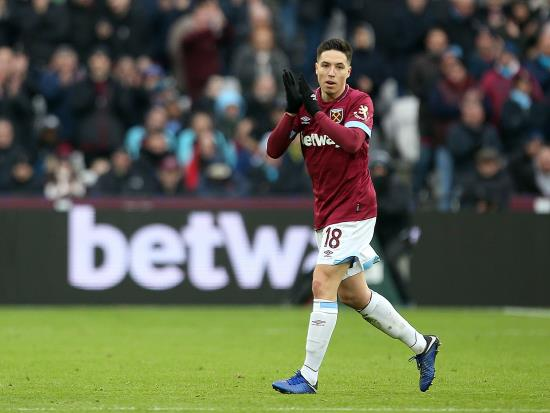 West Ham United vs Everton - Nasri a question mark for Hammers