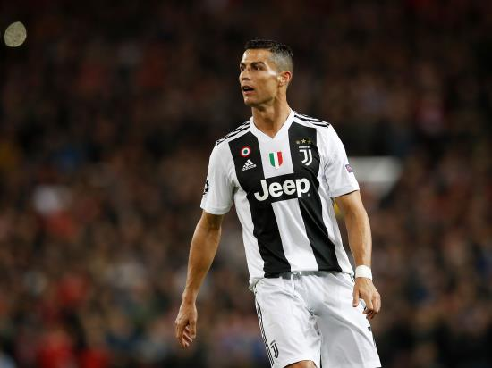 Cagliari vs Juventus - Massimiliano Allegri has no intention of rushing Cristiano Ronaldo back