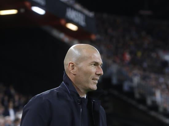Zidane suffers first loss since Real return at Valencia
