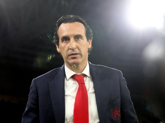 Europa League glory now the target for Arsenal boss Emery
