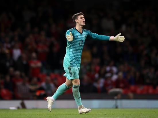 Faroe Islands vs Spain - Kepa happy to bide his time in battle for Spain number one jersey
