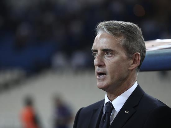Mancini demands 'the best Italy' in clash with Bosnia and Herzegovina