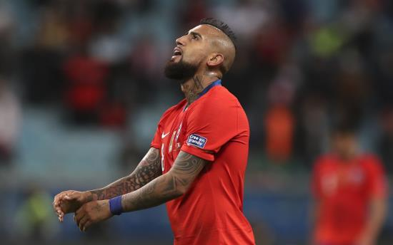 Argentina(N) vs Chile - Vidal admits Chile lack motivation for Copa America 3rd-place play-off