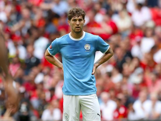 Manchester City vs Brighton - City could be boosted by return of Stones and Jesus
