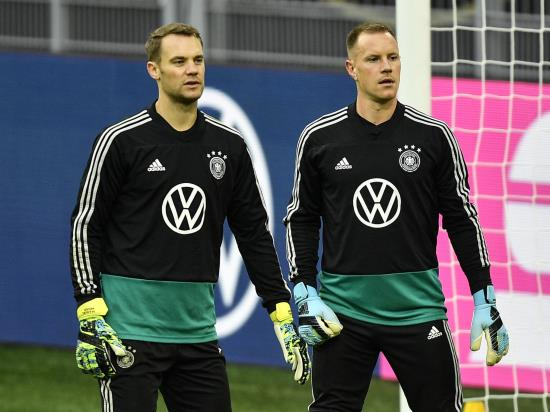 Estonia vs Germany - It's all about the team for us - Neuer plays down goalkeeping dispute