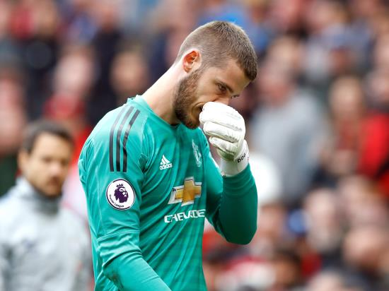 David De Gea aggravated injury during draw in Sweden – Spain boss Moreno