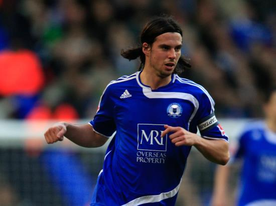 Peterborough's George Boyd doubtful for FA Cup tie at Stevenage