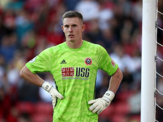 Sheffield United vs Manchester United - Dean Henderson unable to face parent club Man Utd