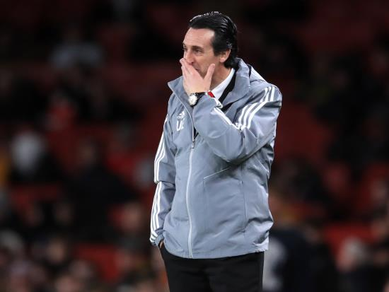 Arsenal suffer Europa League loss to heap more pressure on Emery