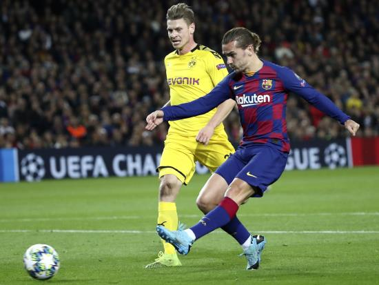 Atletico Madrid vs Barcelona - Simeone urges Atletico not to fixate on Griezmann's return