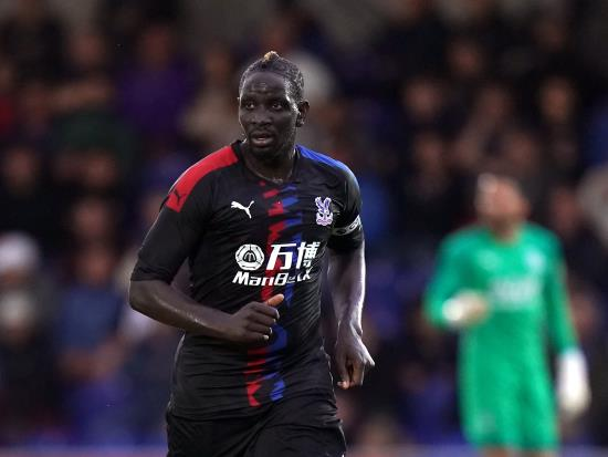 Camarasa and Sakho return but Palace still hit by injuries