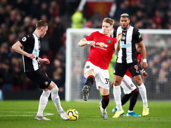 Man Utd boss Solskjaer fears knee ligament injury for McTominay