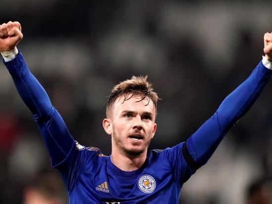 Leicester City vs Southampton - Foxes midfielder Maddison fit to face Saints