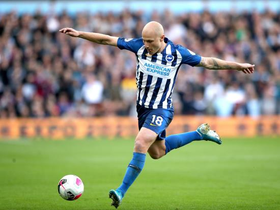 Mooy's pressing for a Brighton return