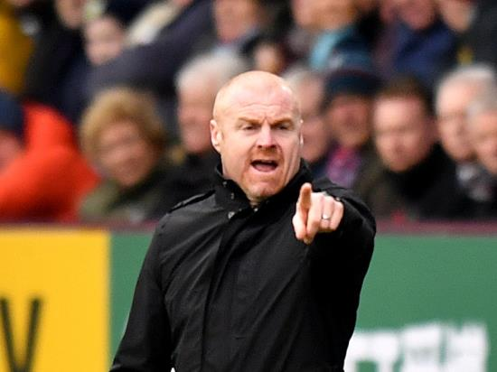 Dyche hails Burnley's mentality after comeback win against high-flying Leicester