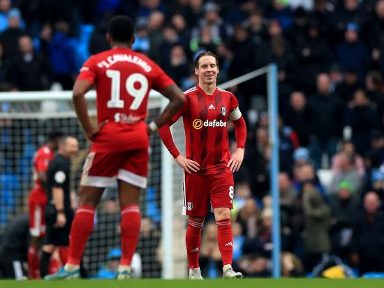 Fulham's preparation went out the window after early red card – Scott Parker