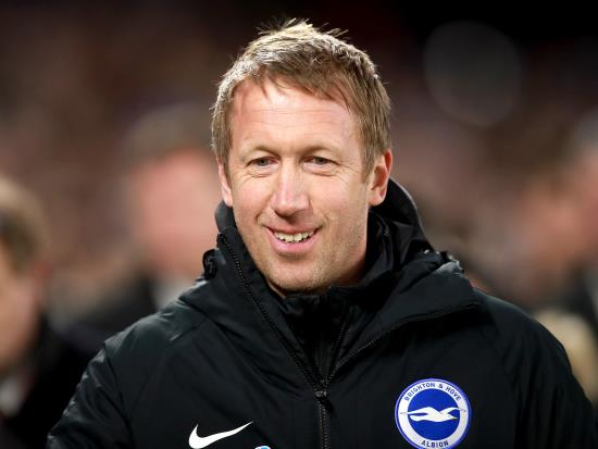 Brighton's character and spirit delights boss Graham Potter