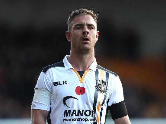 Tom Pope brace helps nine-man Port Vale to victory at Forest Green