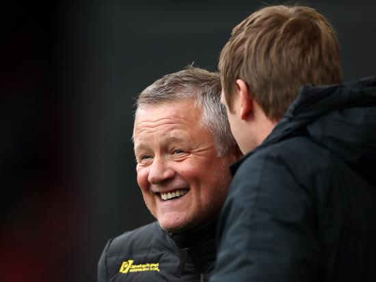 Chris Wilder happy with Sheffield United's draw against Brighton
