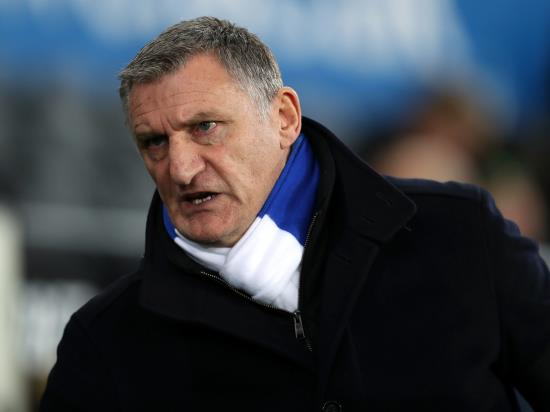 Mowbray admits frustration after goalless draw at home to Stoke