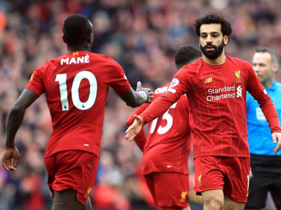 Mohamed Salah and Sadio Mane rescue Liverpool against Bournemouth