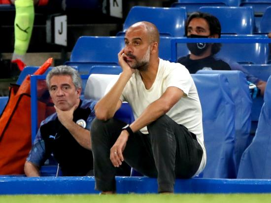 Manchester City did not match Liverpool's desire for title, admits Pep Guardiola