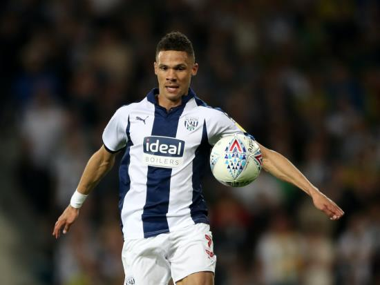 Kieran Gibbs remains a doubt for West Brom with hamstring problem