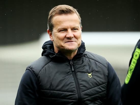 Mark Cooper hails Forest Green's 'tenacity' after comeback win