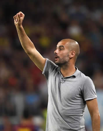 Barcelona's Pep Guardiola 'very happy' as changed system paid off in victory over Villarreal
