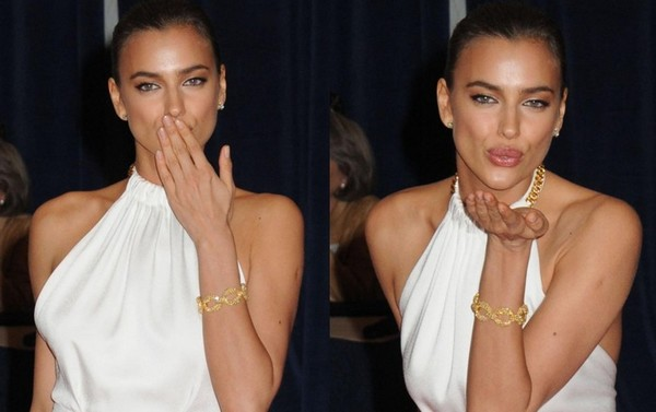 Irina Shayk was present at White House banquet