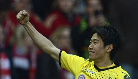 Fergie starts his spending as Manchester United seal £17m deal for Japan ace Kagawa